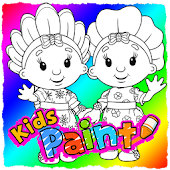 Kids Paint FiFi