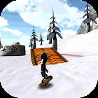 Super Snow Mountain Surfers - Full Speed Slide icon