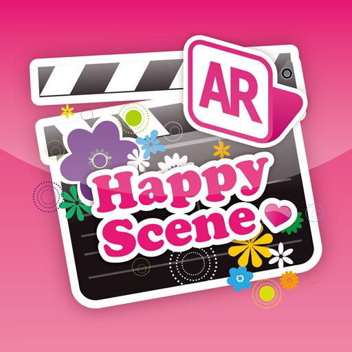 Happy Scene AR 娛樂 App LOGO-硬是要APP