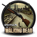Shotgun of The Walking Dead logo