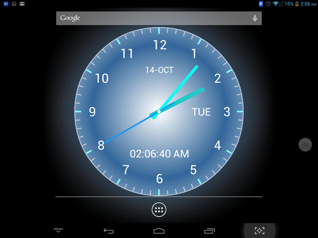 Adi AnalogClock Live Wallpaper - Android Apps on Google Play