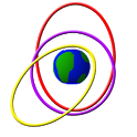 KSP Orbit icon