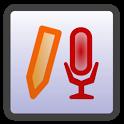 Diktofon icon