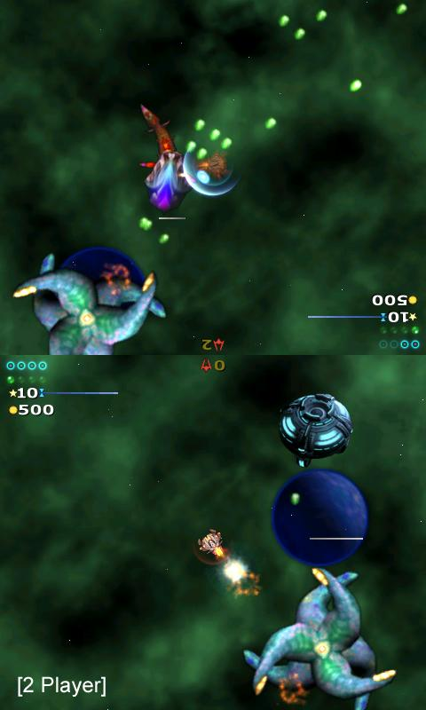 Armada Arcade- screenshot