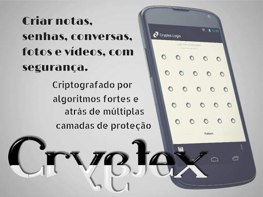Cryptex Cofre Virtual