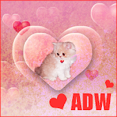 Kitty Theme for ADW Launcher