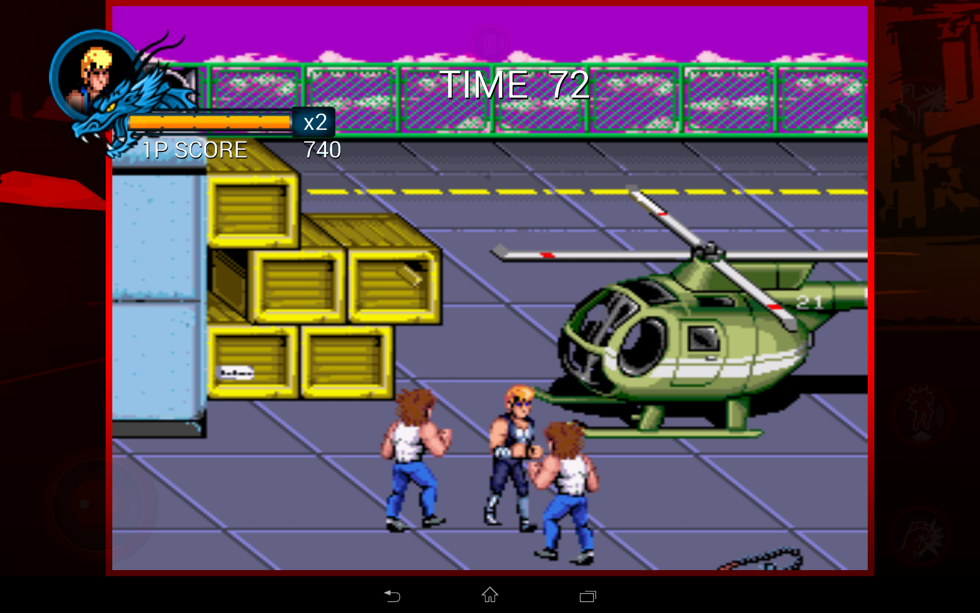 Double Dragon Trilogy screenshot #13