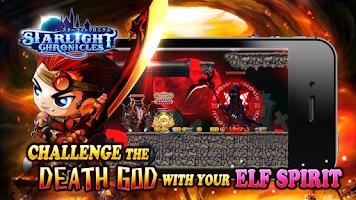 Screenshot of Starlight Chronicles