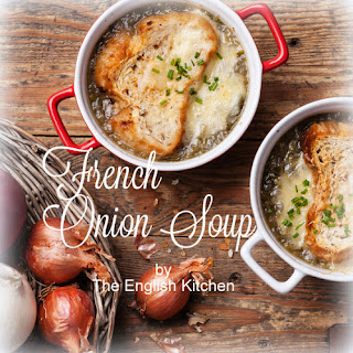 A healthier French Onion Soup.