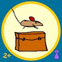 Peek a Boo Mouse Game icon
