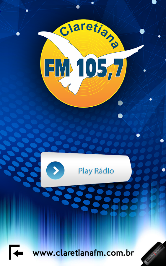 Claretiana FM- screenshot