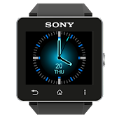 Illuminated clock Smartwatch 2