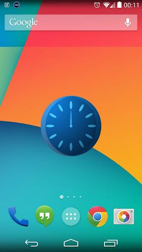 Periodicity Clock Widget