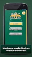 Screenshot of Quiz Logo Brasil