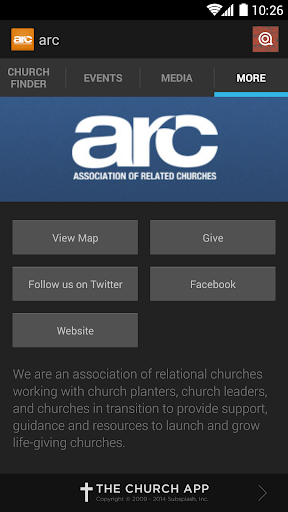 【免費教育App】ARC Churches-APP點子