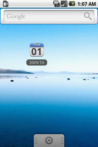tCalendarWidget 1.1.3 Windows u7528 2