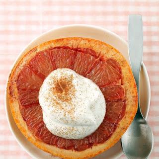 Broiled Grapefruit.