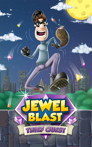 Jewel Blast Match 3 Game  screenshots 2