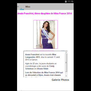 【免費娛樂App】Miss Languedoc-APP點子