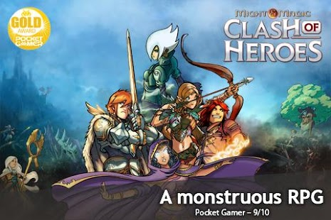 M&M Clash of Heroes Screenshot 1