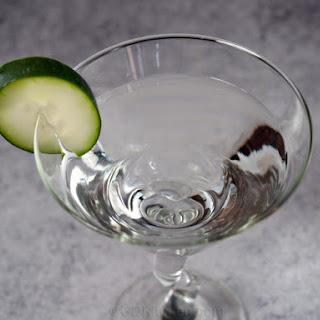Sakitini Cocktail.