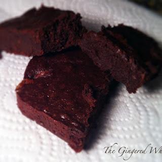 Mega Chocolate Sourdough Brownies.