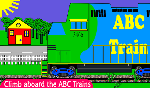 Free ABC Trains 2 English