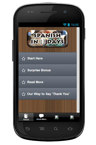 Speak Spanish In 13 Days