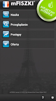 Screenshot of FISZKI Francuski Starter