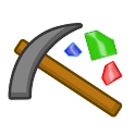 Gem Miner: Dig Deeper logo
