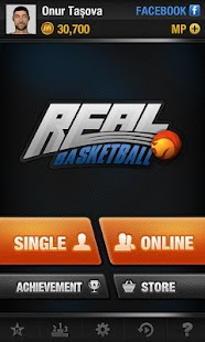 Real Basketball: miniatura de captura de pantalla