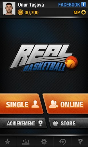Real Basketball screenshot for Android