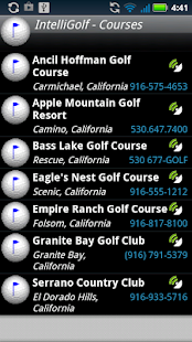 IntelliGolf Premium: Golf GPS screenshot