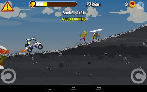 Zombie Road Trip Screenshot 26