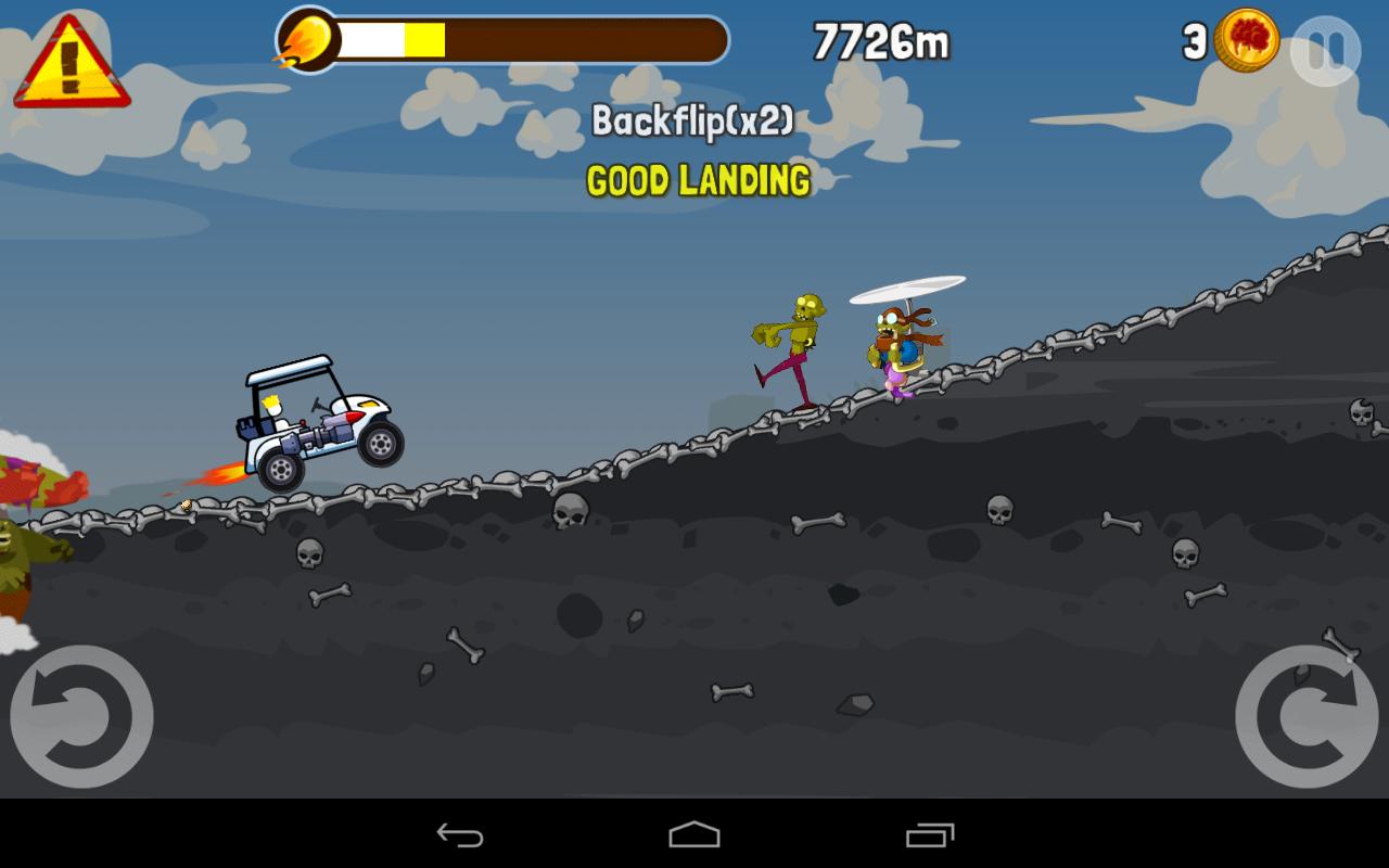 Zombie Road Trip screenshot #15