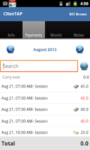 ClienTAP Appointment & Payment screenshot 5
