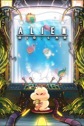 Alien Bio Lab