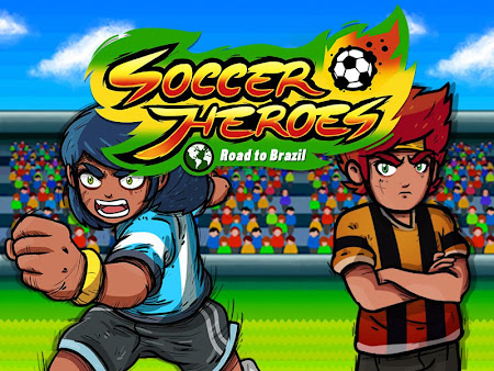 Soccer Heroes RPG 1.1.0 screenshot 38028