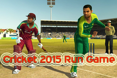 Cricket Cup 2015 Final Run