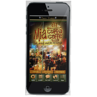 Mia Cuppa Caffe' Fresno