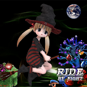 Ride By Night and the Planet X