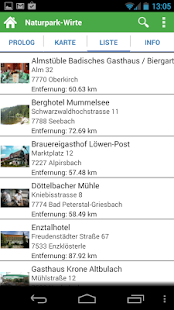 Naturpark-Genuss-App- screenshot thumbnail