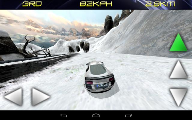Open4speed II tech demo - screenshot