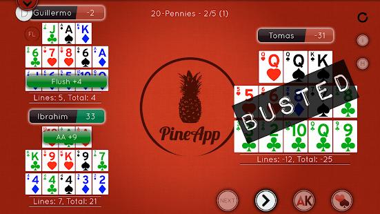 PineApp - Chinese Poker