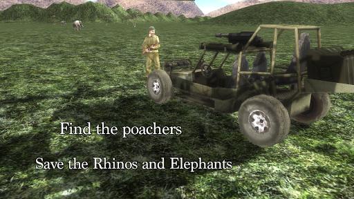 4x4 Safari Race : Poacher Hunt