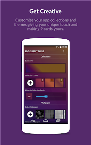 9 Cards Home Launcher v1.1.17