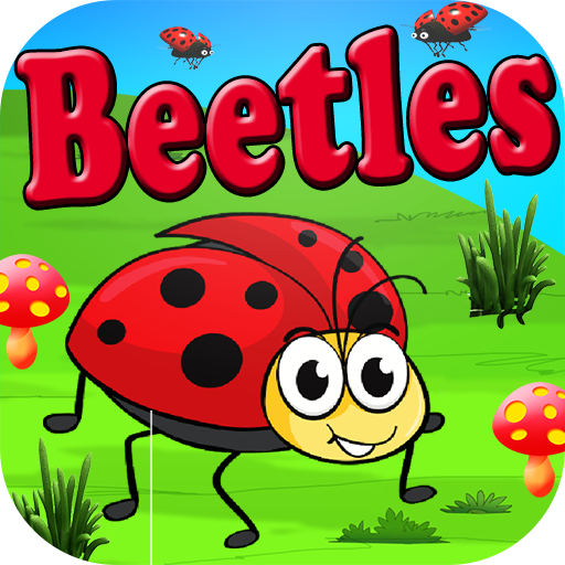 The Beetles HD 冒險 App LOGO-APP試玩