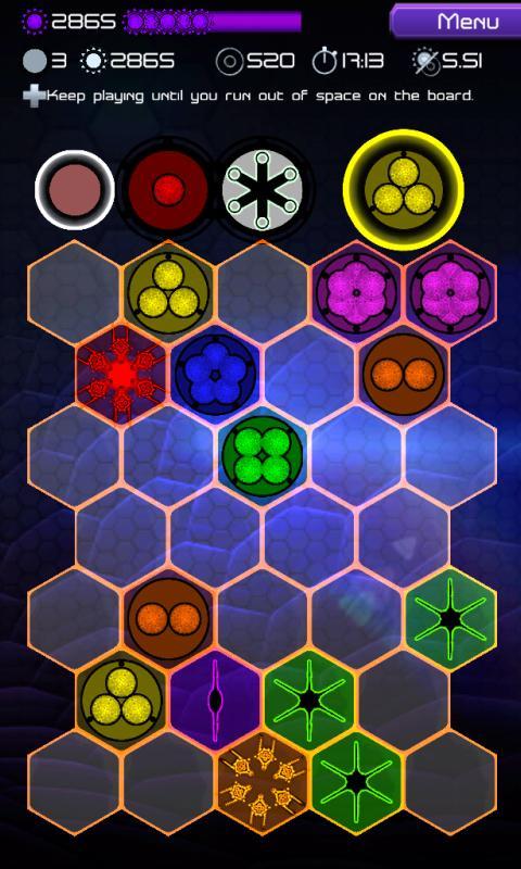 Elenints- screenshot