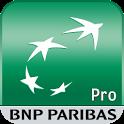Mes Comptes Pro BNP Paribas icon