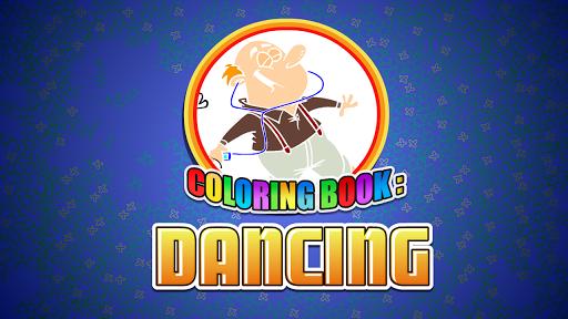 Coloring Book Dancing 1.7.0 screenshots 11